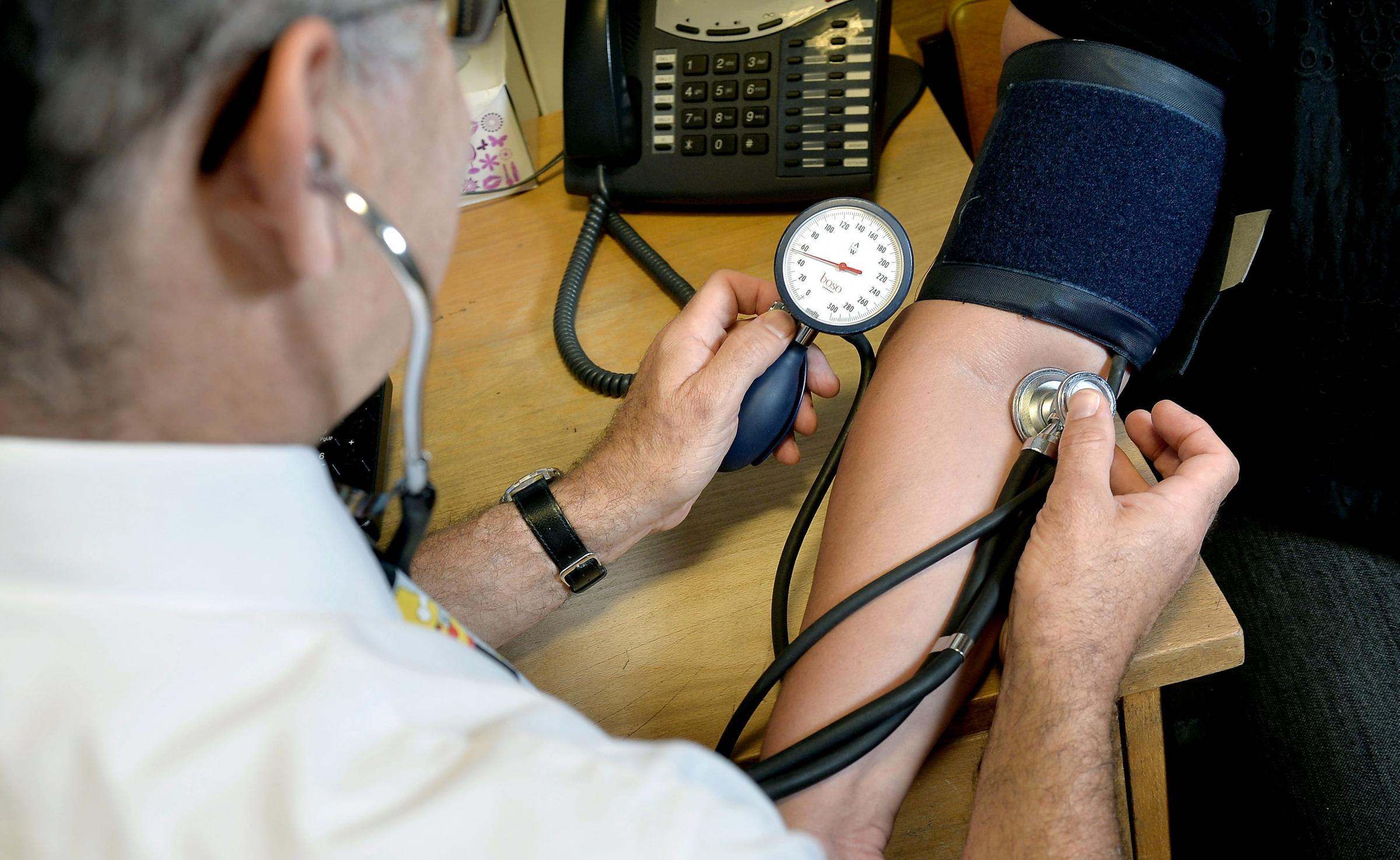 The survey included 140 doctors currently working in Scotland